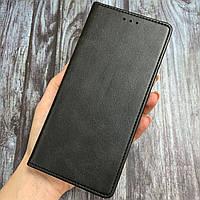 Чехол-книга для Xiaomi Redmi 5 Plus карман для карты кожа с магнитом чехол книжка на сяоми редми 5 плюс черная
