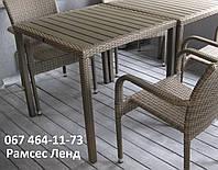 Комплект мебели Оренз, мебель для бассейна, мебель для сауны, мебель для ресторана, для веранды