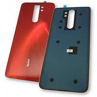 Xiaomi Скло задньої кришки Xiaomi Redmi Note 8 Pro оранжеве (Twilight Orange), фото 1