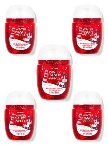Санитайзер (антисептик) для рук Bath & Body Works - Winter Candy Apple
