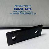 Стремянка кузовная универсальная Н-450 (рамная) + пластина + гайка, фото 3