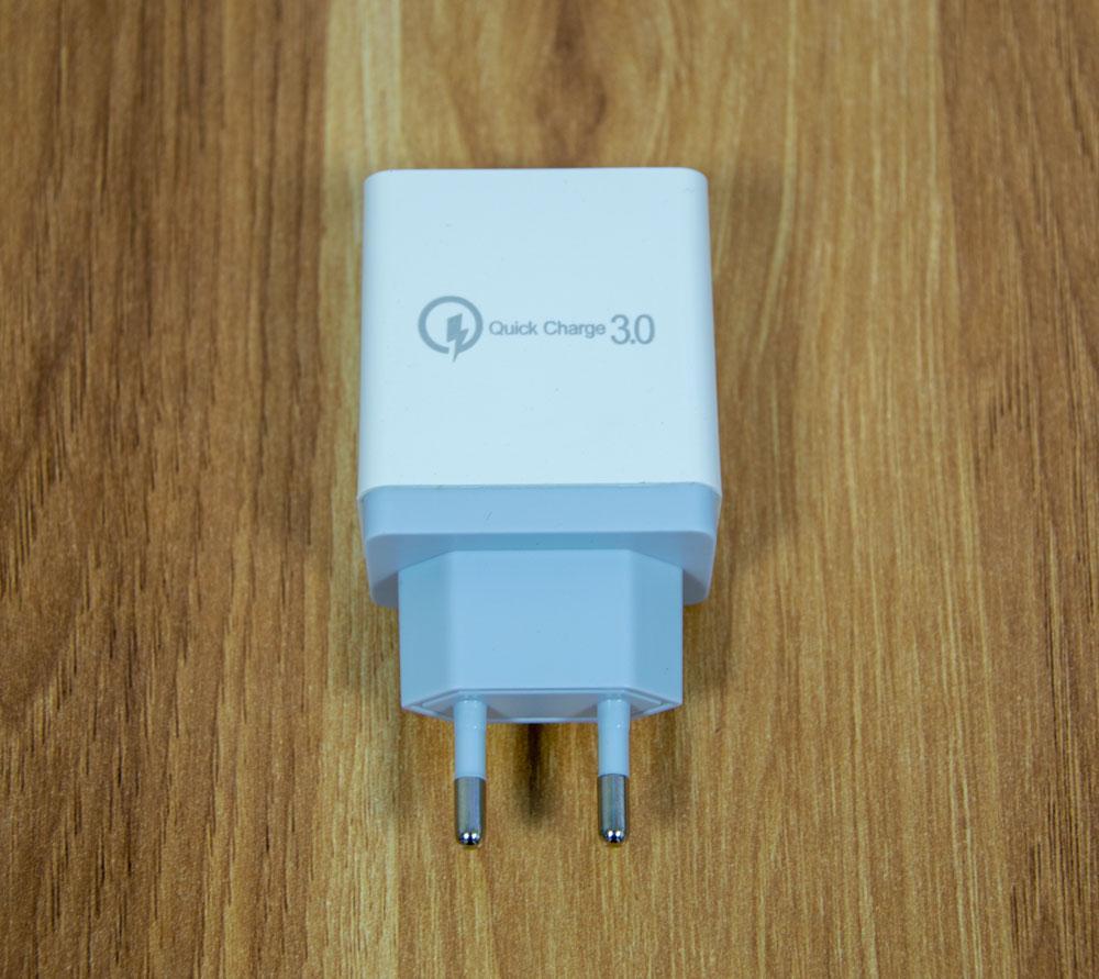 Блочок для зарядки телефона на 4 разъема Fast Charge AR430 (6926) зарядка для телефона (GK)
