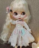 Платье с кружевом и аксессуары для шарнирной куклы для BJD 1/6, 26-30 см