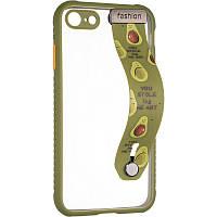 Чехол Altra Belt для iPhone 12 Avocado