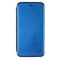Чехол книжка G-Case Ranger для Samsung Galaxy J3 2016 J320 Blue