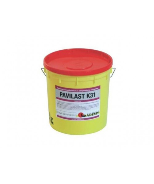 Укрепляющая грунтовка концетрат 1:5 (5л) PAVILAST K31. Грунт для стяжки под паркетный клей (Adesiv, Италия)
