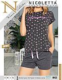 Пижама с шортами, фото 2