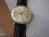 Ультратонкие Часы Луч. механизм 2209, 23 камня., фото 6