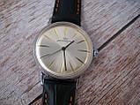 Ультратонкие Часы Луч. механизм 2209, 23 камня., фото 8