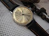 Ультратонкие Часы Луч. механизм 2209, 23 камня., фото 10