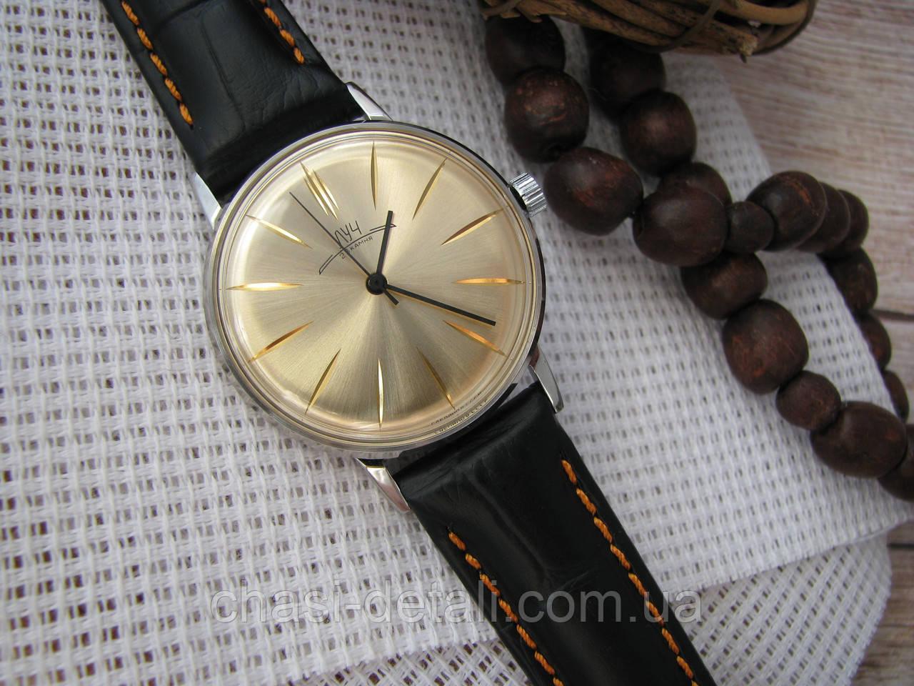 Ультратонкие Часы Луч. механизм 2209, 23 камня.