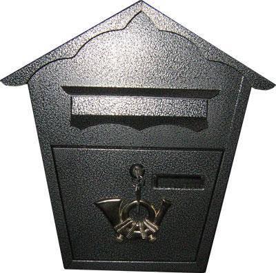 Поштова скриня ProfitM СП-1 Срібло (1232)