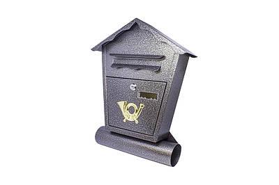 Поштова скриня ProfitM СП-4 Срібло (1248)
