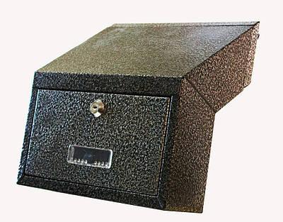 Поштова скриня ProfitM СП-5  Срібло (1253)