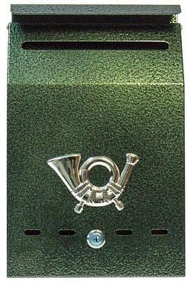 Поштова скриня ProfitM СП-7 Зелений (1208)