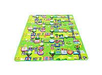 Игровой коврик покрывало детский для пикника
