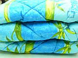 """Шерстяное одеяло VIVA """"Элит"""" 200х220, бязь, 100% шерсть, фото 3"""
