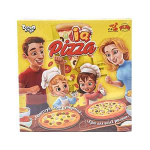 """Настільна розважальна гра """"IQ Pizza"""" укр (10, (Оригінал)"""