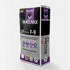 Wallmix F-9 Клей д/прик. пінопласту, 25кг