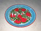 Узбекская посуда.  ляган для плова. риштан 38см, фото 2