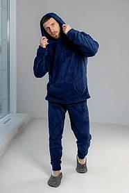 Мужская теплая пижама