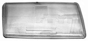 Стекло фары Audi 80 b3 левое Signeda 893941115