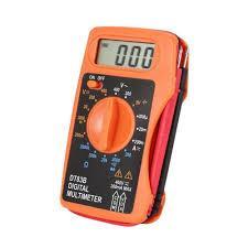 Мультиметр (тестер) DT83C цифровий