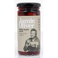 Оливки черные цельные Jamie Oliver, 245г