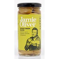 Оливки зеленые цельные Jamie Oliver, 245г