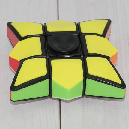 Кубик Рубіка Спиннер 3×3х1, фото 2