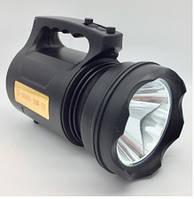 Аккумуляторный светодиодный LED фонарь прожектор ручной Well TD-6000-30W, фото 1