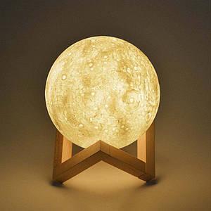 Нічник-світильник Місяць Magic 3D Moon