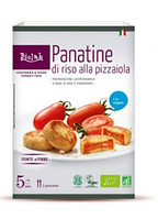 Панатіне з томатами органічне, Biolab