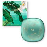 Запеченный макси-бронзер с шелковистой текстурой Kiko Milano Unexpected Paradise Bronzer 02, фото 3