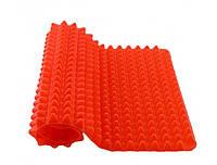 Силиконовый коврик Pyramid Pan (для выпечки Пирамидка), фото 1
