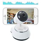 Панорамная камера V380 - Q6 Wi-Fi / IP камера профессиональная поворотная 360 градусов, фото 3