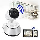 Панорамная камера V380 - Q6 Wi-Fi / IP камера профессиональная поворотная 360 градусов, фото 4
