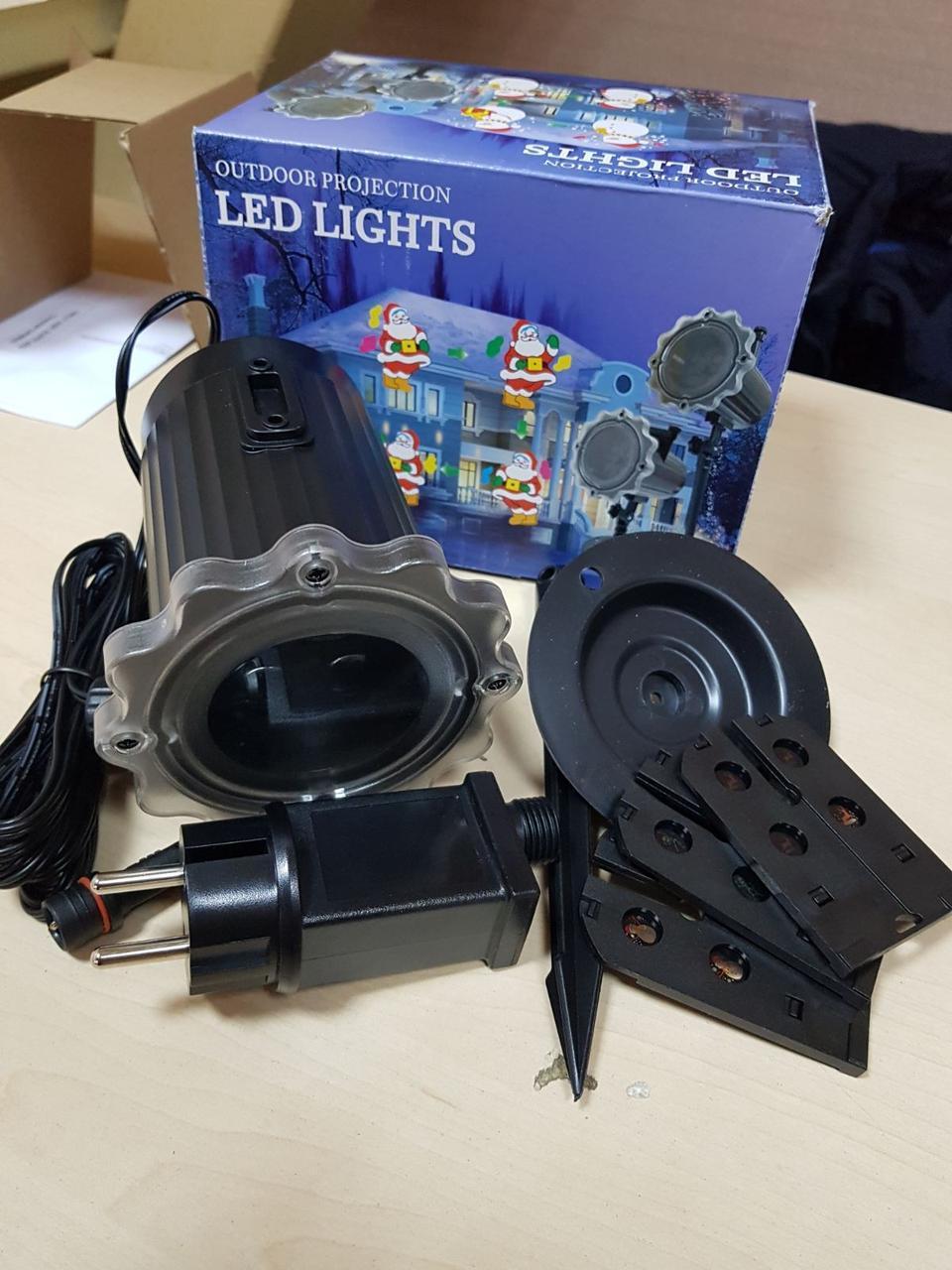 Проектор Laser Projector Lamp 4 Катриджа  № ZP4
