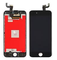 Дисплей Apple iPhone 6s с сенсорным стеклом (Черный) Tianma