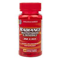 Биологически активная добавка Holland & Barrett Radiance Multi Vitamins & Minerals, 60 шт.