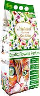 Комкующийся наполнитель Indian Cat Litter Cat's Choice Exotic Flowers (10 кг.)
