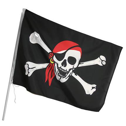 Піратський Прапор 90х60см, фото 2