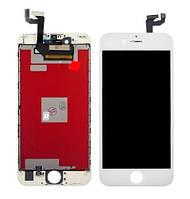 Дисплей Apple iPhone 6s с сенсорным стеклом (Белый) Tianma