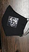 Термонаклейка на маски для лица Маски Термонаклейки наклейки переводки накатка М-1, фото 1