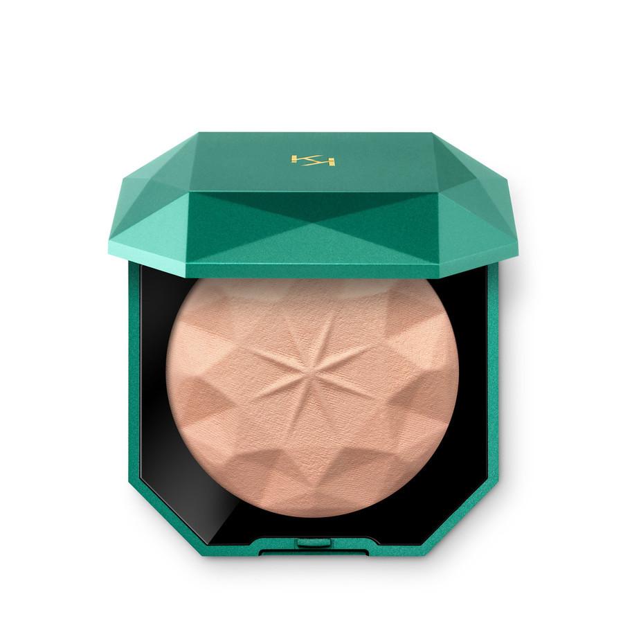 Пудра Kiko Milano Holiday Gems Precious Matte Powder 01