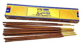 Благовонные палочки Natural Sandal Натуральный Сандал (15gm)