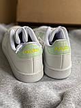 Белые кеды adidas grand court новые из натуральной кожи оригинал, фото 2