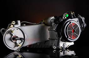 Двигатель Yaben GY6 150 длинная база 3,5*13 колесо ТММР