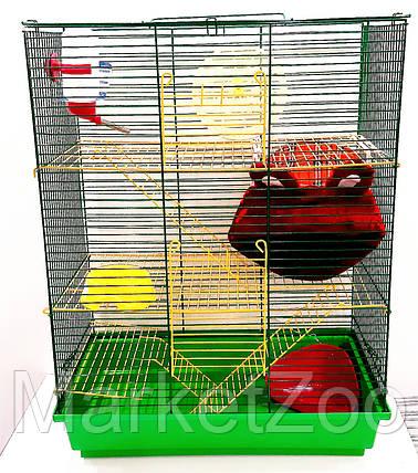"""Клетка для крыс """"Бонни+комплектация"""", фото 2"""