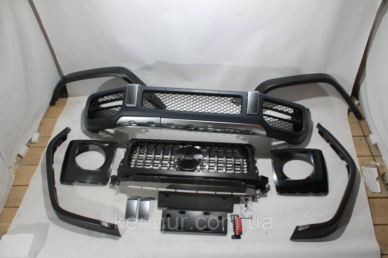 Обвес Mercedes G-class W464 W463a стиль G500 AMG